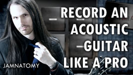 Record an Acoustic Guitar Like a Pro