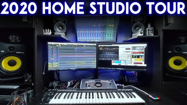 2020 Home Studio Tour